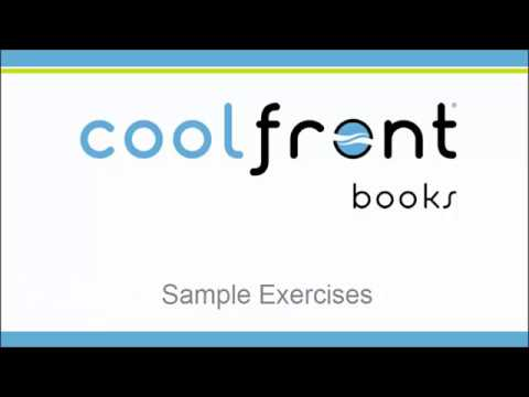 Coolfront Books Exercises