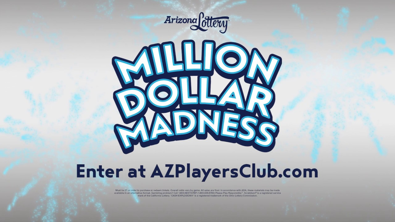 The Arizona Lottery Million Dollar Madness