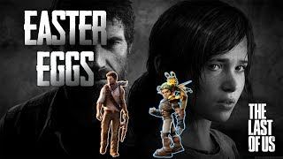 The Last of Us - Easter Eggs *Peluches Nathan Drake y Jak & Daxter*