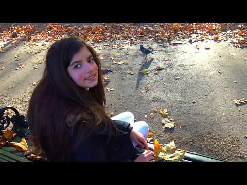 Angelina Jordan - Autumn Leaves