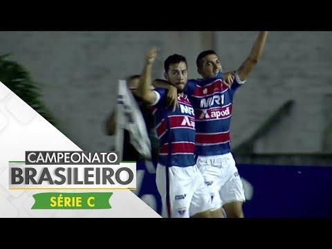 Melhores Momentos - Botafogo-PB 0 x 2 Fortaleza - Brasileiro Série C (21/07/2017)