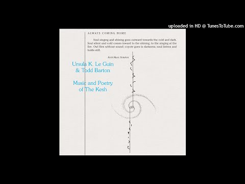Ursula K. Le Guin & Todd Barton - A Music of the Eighth House