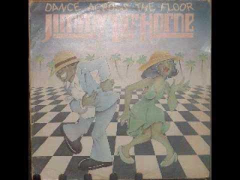 Jimmy Bo Horne Dance across the floor Album face1