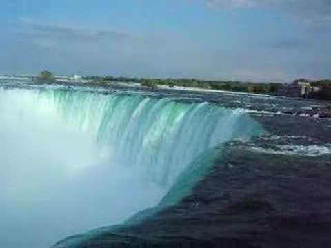 Niagara Falls Hd 1080p Wallpapers Niagara Falls Canada Side Horseshoe Waterfall Youtube