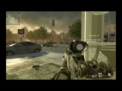 """Call of Duty MW2 Special Ops Veteran """"Homeland Security"""""""
