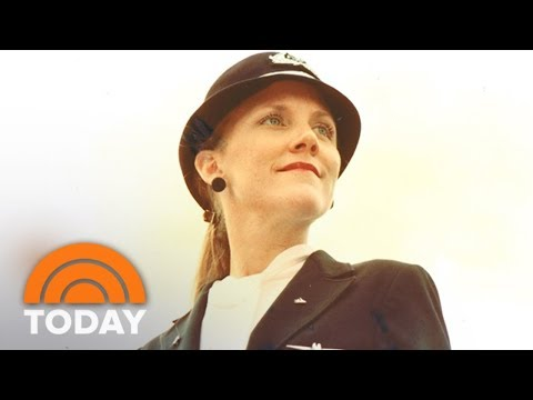 Meet The Pioneering Female Pilot Who Inspired Musical 'Come From Away' | TODAY