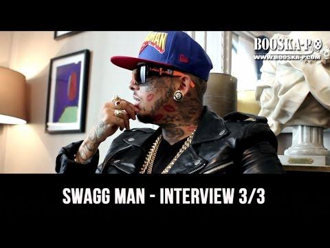 Swagg Man :  ''Les artistes doivent me payer pour être sur mon album !'' [Interview 3/3]