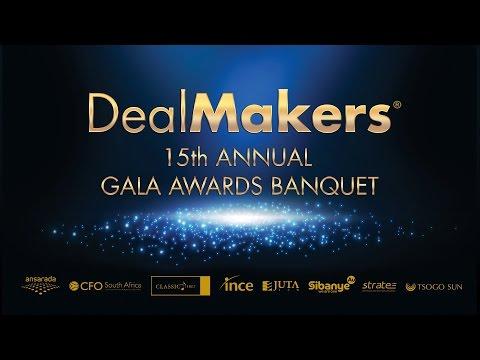 DealMakers Gala Dinner Feb 2016