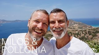 Milos & Pollonia / Greece Travel Vlog #199 / The Way We Saw It