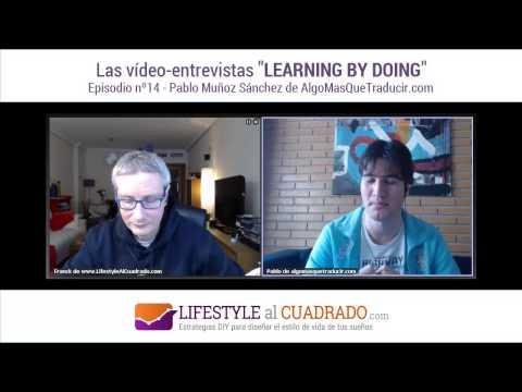 ¿Cómo vivir mejor siendo traductor freelance? El caso Pablo Muñoz Sánchez