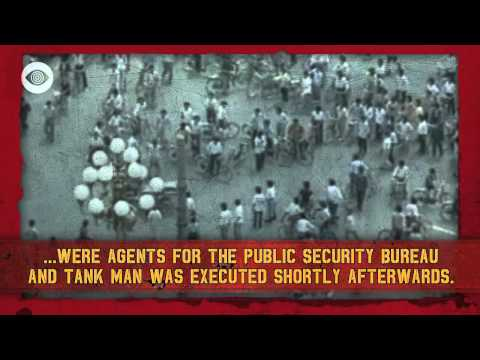 What Happened To Tank Man? - www.conspirify.com