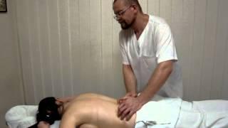 Схема общего массажа 1. Мастерская Оченашко АВ