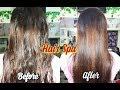 HAIR SPA TREATMENT || SALON STYLE HAIR SPA STEP BY STEP ||