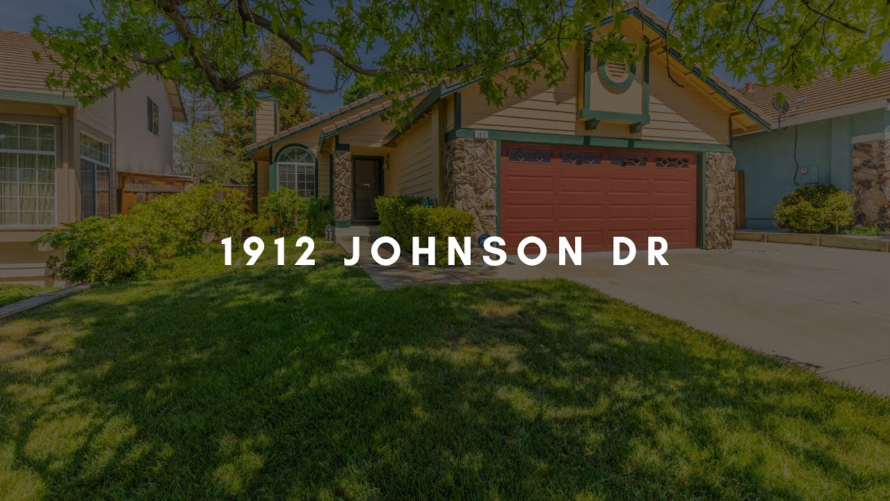 1912 Johnson Drive, Antioch, CA 94509