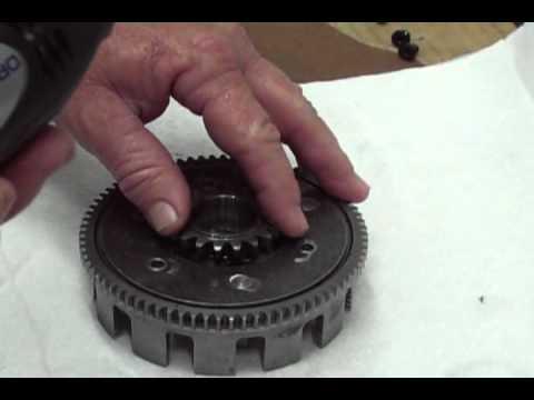 ktm 65cc auto clutch part 1 .wmv - youtube