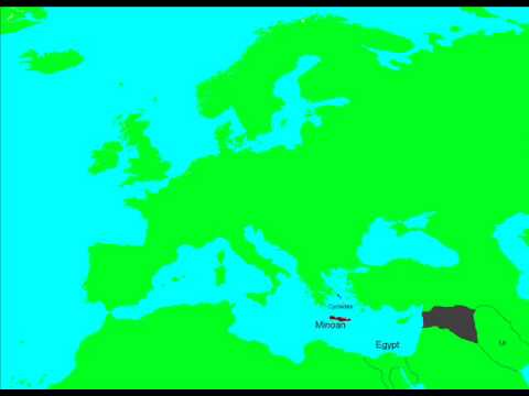 History of Europe. Part 1 - Cradle of Civilization