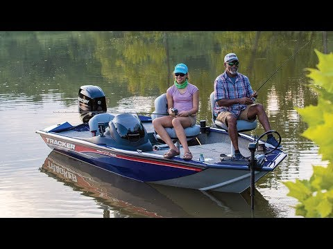 TRACKER Boats : Videos : Pro Team 175 TF Aluminum Bass Boat