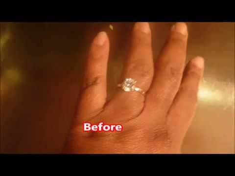 #TheBestRingEver!  Watch Me Bake This Cubic Zirconia Ring