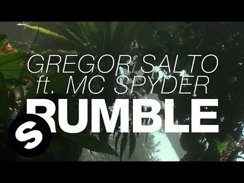 Gregor Salto feat. MC Spyder - Rumble (Original Mix)