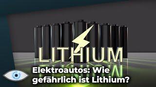 Elektroautos: Wie gefährlich ist der Lithiumabbau? - Clixoom Science & Fiction