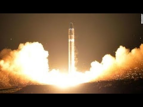 USA BREAKING NEWS (NORTH KOREA THREAT OF WAR NEW INTERCONTINENTAL BALLISTIC MISSILE LAUNCH
