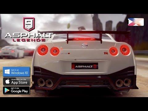 ASPHALT 9: LEGENDS - Global Launch Day feat. Nissan GT-R Nismo