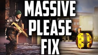 Massive Please Fix | Patch 1.7.1