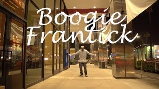 Boogie Frantick (Mighty Zulu Kingz/LXD) Freestyle - Dancersglobal