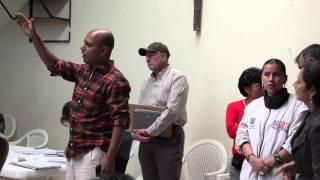 Primer Foro de Auditoría Visible en Ciudad Bolívar.