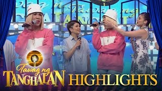 Tawag ng Tanghalan: Vice Ganda complains about Anne's smell