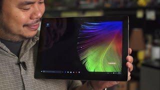 Lenovo IdeaPad Miix 700 Review