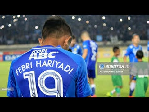 Febri Hariyadi - WonderKid | Goals, Skills, Assists | Persib 2016 - YouTube