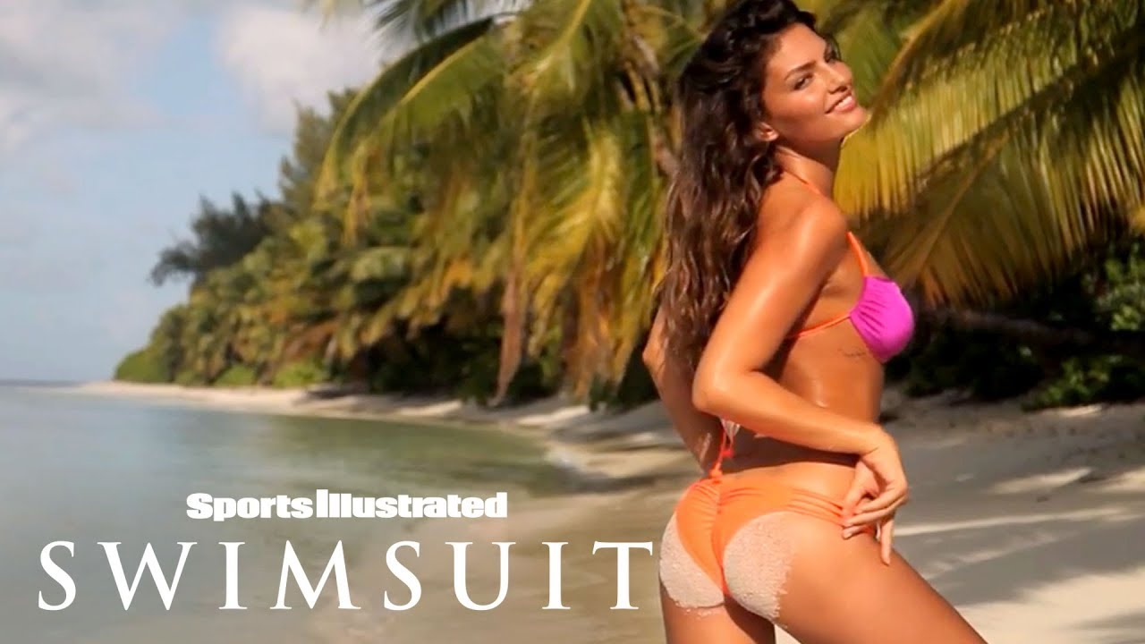 Will not Marissa miller painted on bikini