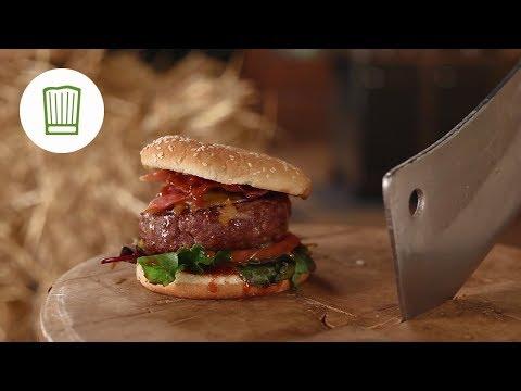 Cheeseburger vom Grill   Chefkoch.de