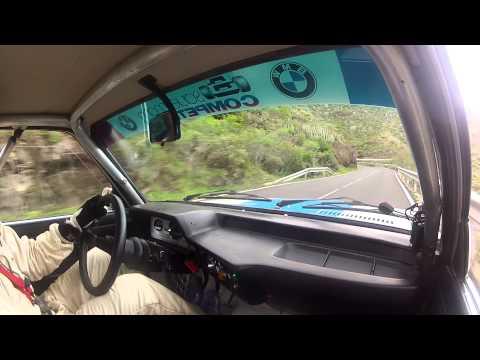 Subida El Bailadero 2014 - Onboard BMW 323i Eduardo Alonso - Raimon Martínez