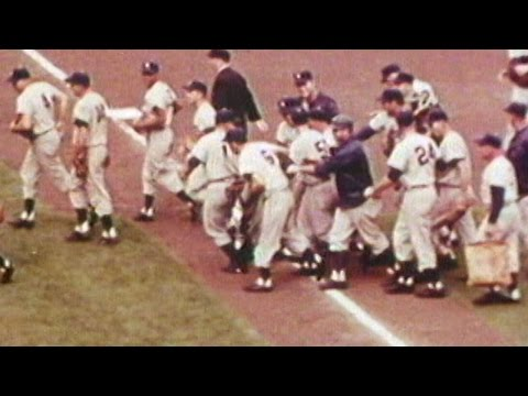 1959WS Gm6: Dodgers win first Series in Los Angeles