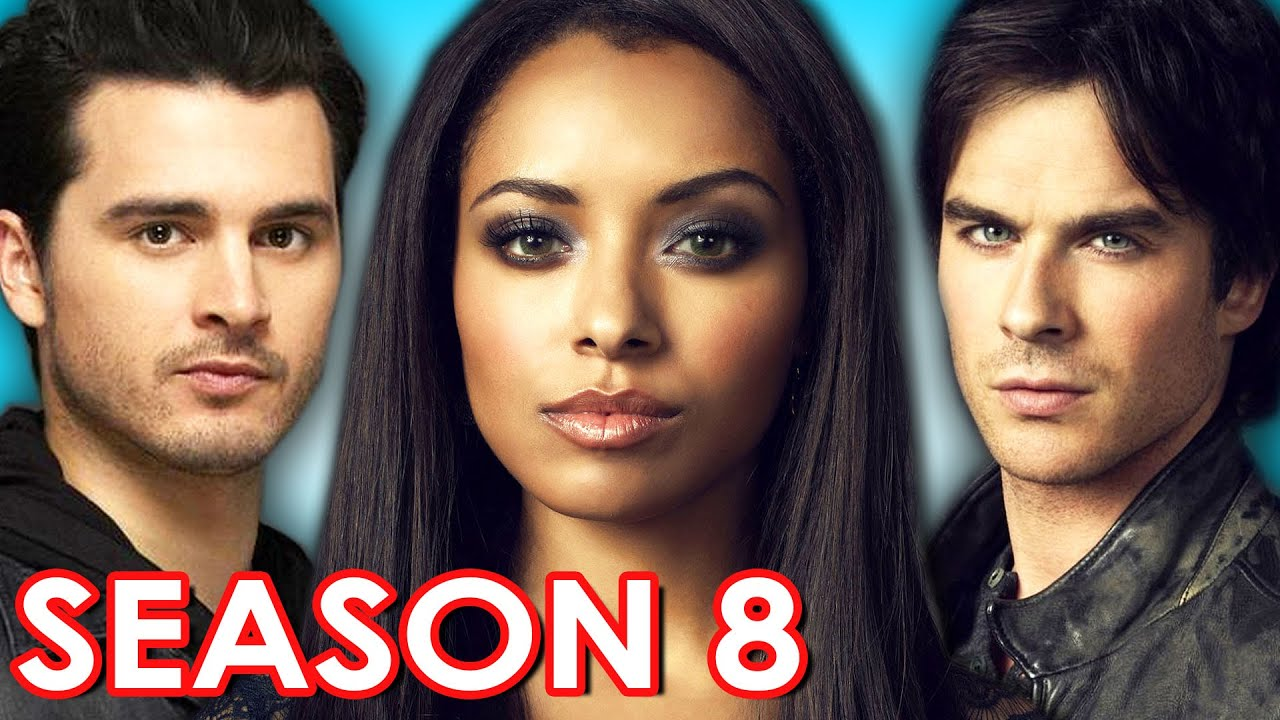 the vampire diaries season 8