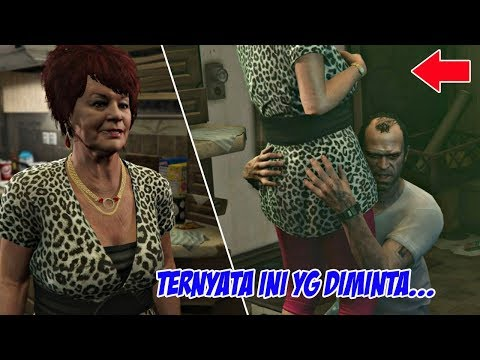 KETIKA IBU & ANAK BERTEMU KEMBALI | GTA 5 : MRS PHILIPS / DAMAGED GOODS (STRANGERS AND FREAKS) | PC