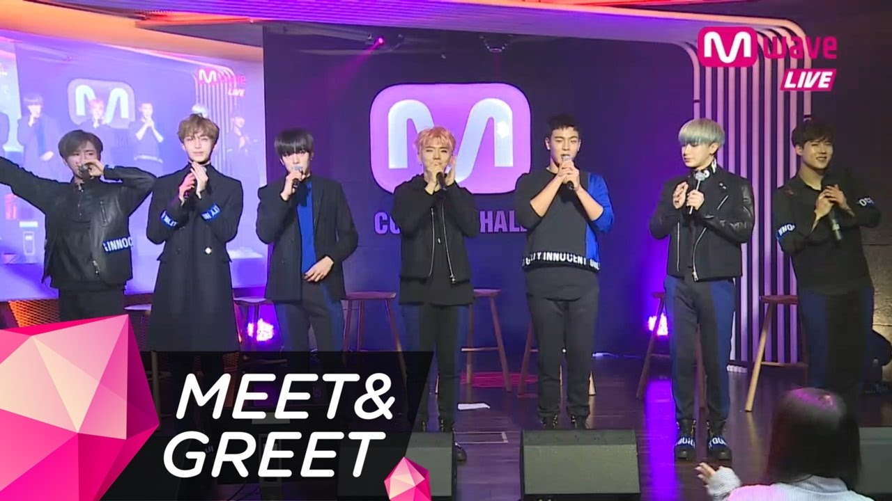 mnet meet and greet monsta x shownu