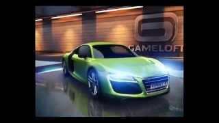 asphalt 8 airborne android araba yarışı oyunu