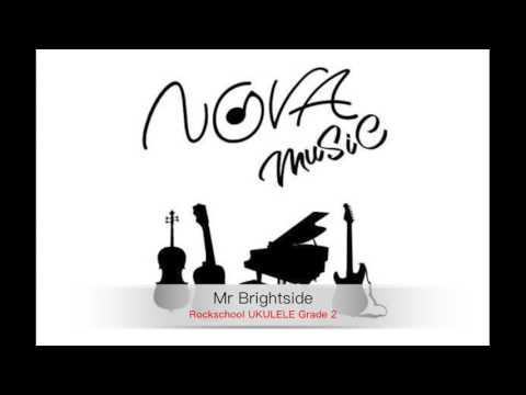 Mr Brightside Rockschool UKULELE Grade 2