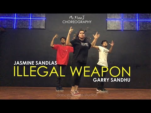 Illegal Weapon | KiranJ | Dancepeople Studio