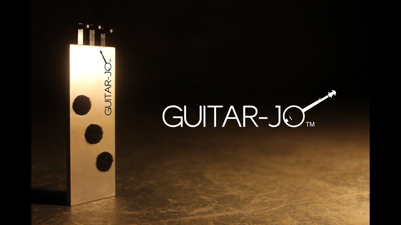 guitar jo make your electric guitar sound like a banjo youtube. Black Bedroom Furniture Sets. Home Design Ideas