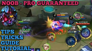 cyclops best build, tips, tricks, guide and tutorial | mobile legends cyclops