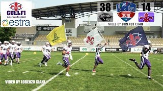 Parma Panthers Vs Estra Guelfi Firenze 2018 Highlights