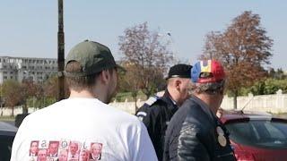 Jandarmeria iar apără hotia: Au dat buzna peste noi și au primit o replică usturătoare