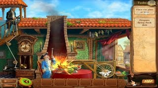 The Surprising Adventures of Munchausen Full Video Gameplay