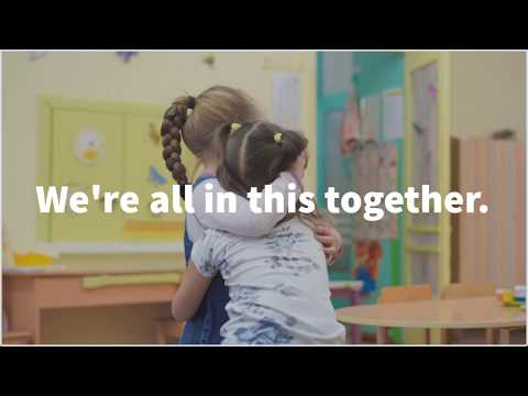 We're all in this together - Valley Child Care is partnering with families navigating COVID-19.