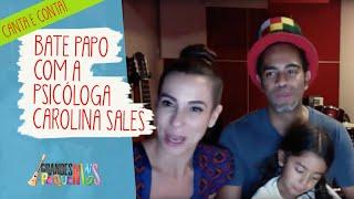 Baixar Canta e Conta dia 17/11/15 com a psicóloga Carolina Sales