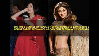 Shilpa Shettys Post Pregnancy Diet